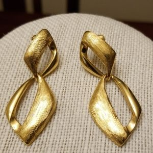 Vtg. Napier Clip/Screwback Earrings